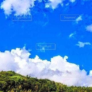 青空の雲。の写真・画像素材[3610113]
