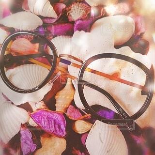 メガネのプレゼントです。の写真・画像素材[3651725]