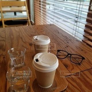 カフェでお茶です。の写真・画像素材[3717499]
