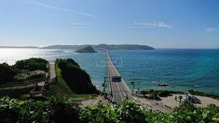 角島大橋の写真・画像素材[3530422]