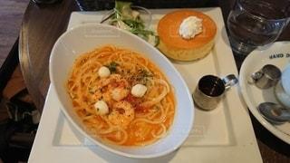 パスタ料理の写真・画像素材[3530431]