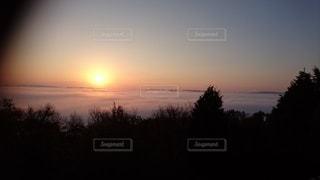 作用の雲海の写真・画像素材[3530473]