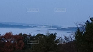 作用の雲海の写真・画像素材[3530476]