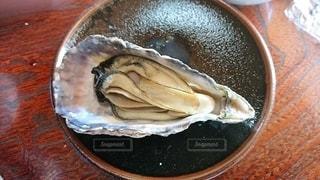冬の味覚、牡蠣の写真・画像素材[3530485]