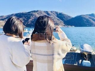 姉と一緒にプチ旅行の写真・画像素材[3938852]