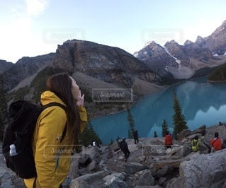 カナダの思い出の写真・画像素材[3576086]