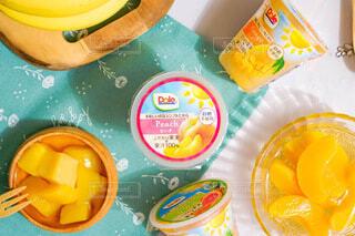 食べ物,屋内,果物,健康的,DOLE,フルーツカップ