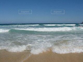 波の写真・画像素材[3554726]