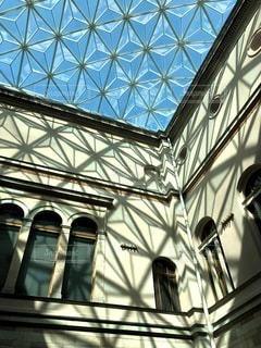 天井の影の写真・画像素材[3600952]