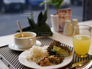 朝食の写真・画像素材[362995]
