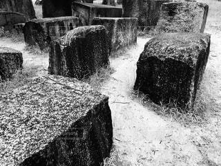 石は硬いの写真・画像素材[3615182]