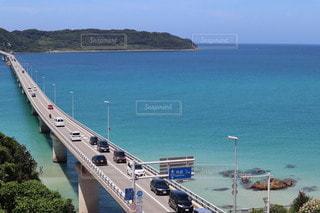 角島大橋の写真・画像素材[3563162]
