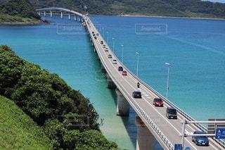 角島大橋の写真・画像素材[3563167]