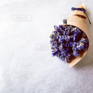 花,花束,フラワー,紫,ラベンダー,フラワーアレンジ