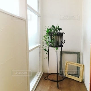 部屋のドアの写真・画像素材[2730718]
