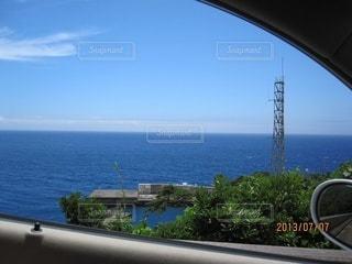 青い海の写真・画像素材[3594811]