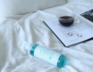屋内,寝具,ベッド,レールデュサボン,センシュアルタッチ,せっけんの香り,ファブリックスプレー