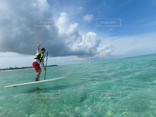 海の写真・画像素材[678989]