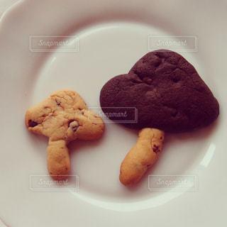 手づくりクッキーの写真・画像素材[3606075]