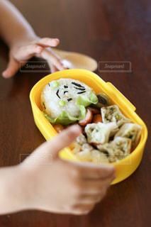 今日のお弁当の写真・画像素材[3635765]