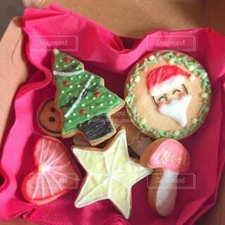 アイシングクッキーの写真・画像素材[3980935]