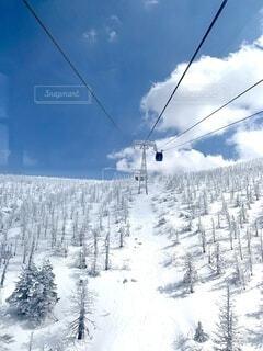 雪山の写真・画像素材[3788991]