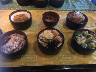 手作りのお弁当の写真・画像素材[3637772]