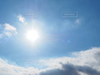 空の雲の群の写真・画像素材[3786785]