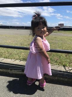 ファッション,ピンク,子供,茅ヶ崎,サザンビーチ