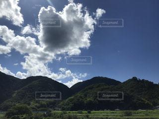 空の雲の群の写真・画像素材[3639417]