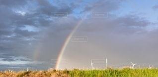 虹の写真・画像素材[3643323]