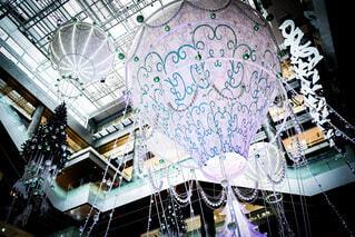 屋内,気球,アート,イルミネーション,クリスマス,クリスマスツリー,グランフロント