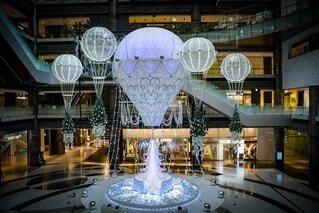 大阪,気球,イルミネーション,クリスマス,クリスマスツリー,グランフロント