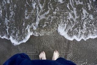 海と波と風の写真・画像素材[3648781]