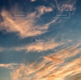 夕焼け空の写真・画像素材[3649952]