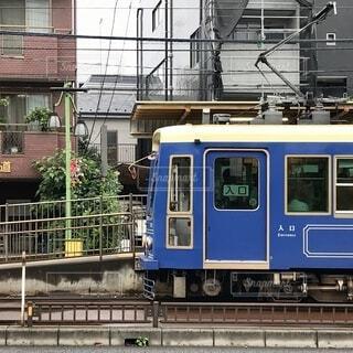 路面電車の写真・画像素材[3652364]