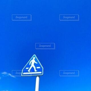 青の写真・画像素材[3664536]