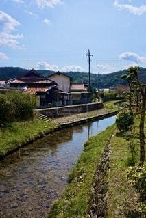 田舎の景色の写真・画像素材[3682983]