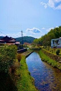 田舎の風景の写真・画像素材[3682985]