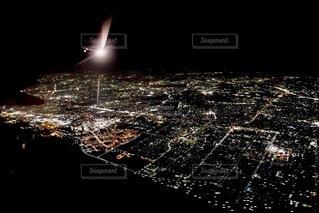 夜景の写真・画像素材[3695023]