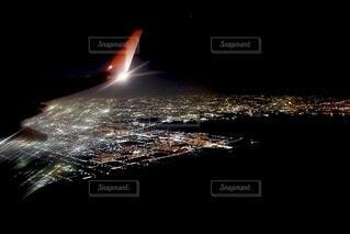 夜景の写真・画像素材[3695026]