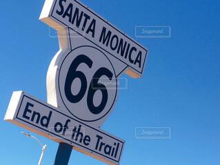 サンタモニカの写真・画像素材[3731354]