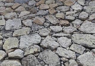石垣の写真・画像素材[3662047]