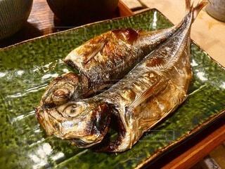 焼き魚の写真・画像素材[3670449]