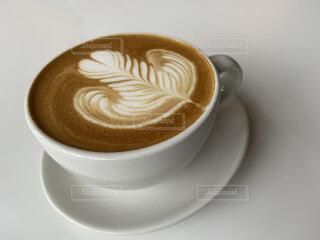 コーヒーを一杯飲むの写真・画像素材[3688907]