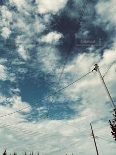 空の写真・画像素材[3686146]