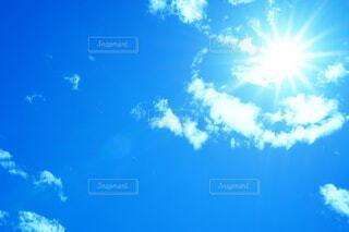 空の雲の写真・画像素材[3681616]