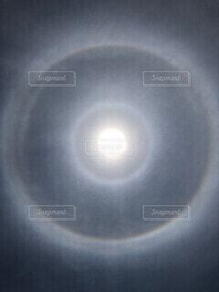 奇跡の太陽の写真・画像素材[3684963]