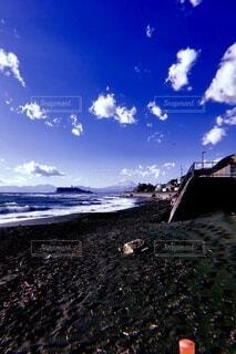 湘南海岸。の写真・画像素材[3706933]
