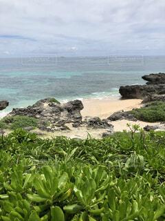 自然,風景,海,砂浜